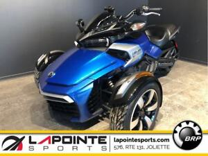 2018 Can-Am Spyder F3-S SM6