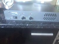warrior definitive audio amp for sale