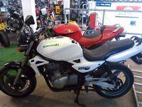 Kawasaki ER5 - C1 (2001 Y reg)