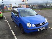 Volkswagen Polo 1.2 55 Low Mileage 5 Door £650
