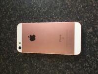 iPhone 5SE. 64GB. Like new
