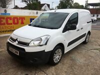2012 CITROEN BERLINGO 1.6 HDI DIESEL 3 SEATER AIR CON 1 OWNER PERFECT CONDITION