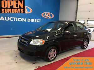 2011 Chevrolet Aveo LS! AC! FINANCE NOW!