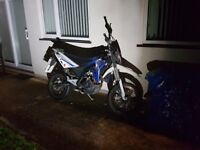 125cc learner legal HMC Lightning