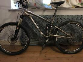 Trek fuel ex6 2014 full suspension mountain bike 26""
