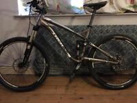 """Trek fuel ex6 2014 full suspension mountain bike 26"""""""