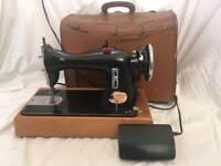 Electric SINGER sewing machine 1950