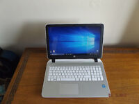 HP Pavilion 15-p078sa Notebook PC (White) £250.00 o.n.o