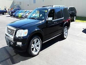 2010 Ford Explorer Limited AWD