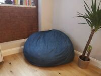 Large Bean Bag (Converts To Double Bed!)