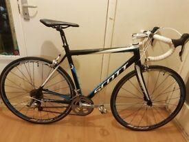 Scott Speedster S30 Road Bike (Worth just under £1000) (I am open to offers)