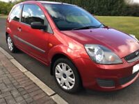 2006 Ford Fiesta 1.2 Style. 69k miles