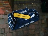 2 Nice Cricket Bags and Other Cricket Gear