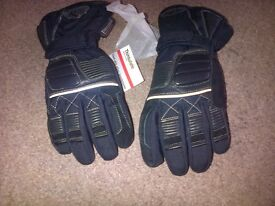 Mens small motorbike gloves size small weise