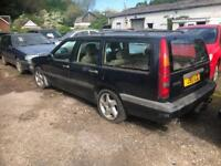 Volvo 850 T5 breaking all parts please message