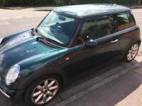 Mini cooper 1.6 2004 53 plate superb condition