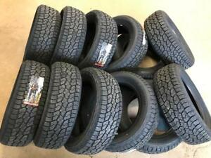 New 275/60R20 all terrain. BLOW OUT SALE!