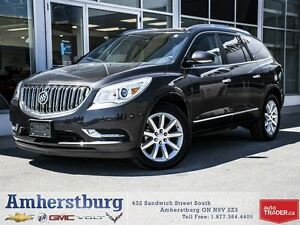 2016 Buick Enclave - LEATHER, HEATED STEERING WHEEL, NAVIGATION!