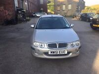 ROVER 25, 2002 low mileage 1.4