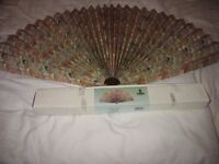 Ornamental Paper Fan