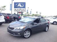 2014 Kia Forte 1.8L LX+/ BLUETOOTH/ HEATED SEATS/ ALLOYS/ CRUISE