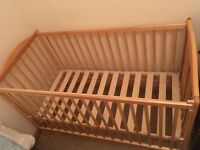 House stuff for sale such as TV , cycles, baby crib with new mattress