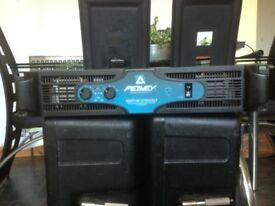 PeaveyGPS 2600 Power Amp