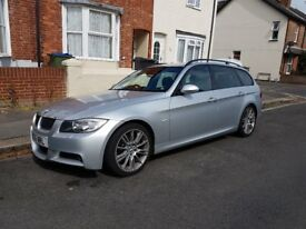E91 BMW 3 series 330d M-Sport estate automatic Fully Loaded