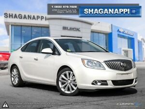 2014 Buick Verano Leather Package/TURBO