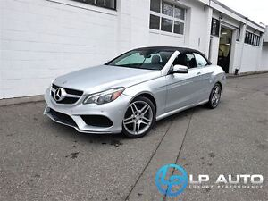 2014 Mercedes-Benz E-Class E350 Cabriolet! $0 Down Financing!
