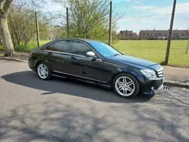 Mercedes C220, Diesel, Auto, 2.1, MOT'd