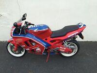 Honda CBR 600FV