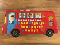 Vtech Learning bus as new fully working