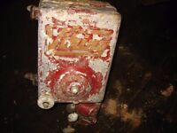 Viking outboard engine spares or repair