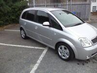 ******2004 Vauxhall Meriva 1.8-Mot/d-05/07/2019********