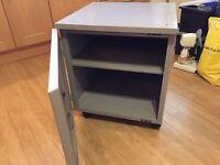 Small Metal Cupboard