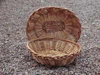 Pet Basket Bed (cat or small dog)