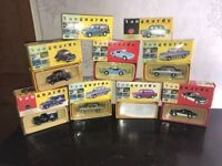 Van guard model cars