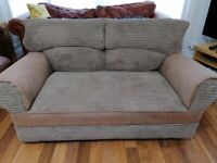 3 seater and 2seater sofa