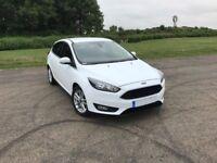 **Ford Focus 1.0 EcoBoost Zetec 5dr - Ideal First Car**