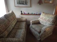 Sofa bed & Arm Chair