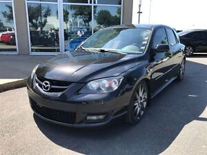 2008 Mazda Mazdaspeed3 CLIMATISATION + MAGS