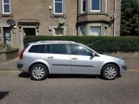 RENAULT MEGANE ESTATE ONLY 1.4 ENGINE, LONG MOT, WARRANTY INCLUDED £1695