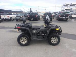 2009 Can-Am Outlander Max XT 400 H.O.