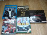 Five Formula One books