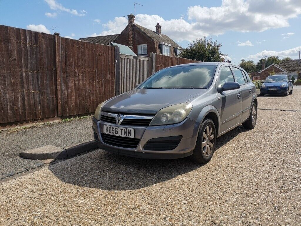 2007 Vauxhall Astra 1.8 Petrol Automatic 5 Dr Grey ...