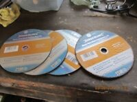 Cutting discs 9 inch Metal and Stone