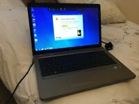 HP G72 17 INCH LAPTOP CORE i3 3GB RAM 320GB HDD WI FI BLUETOOTH DVD RW HDMI WINDOWS 7 PREM