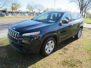 2016 Jeep Cherokee Sport*REAR VIEW CAMERA