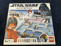 Star Wars Battle of Hoth Lego game - complete and in excellent condition